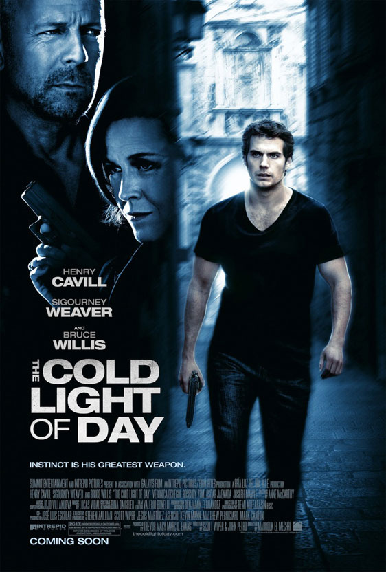The Cold Light of Day Poster #2