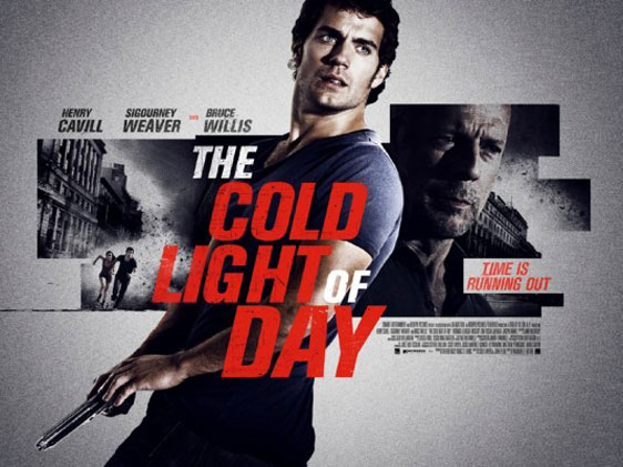 The Cold Light of Day Poster #3