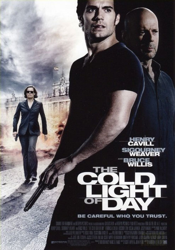 The Cold Light of Day Poster #1