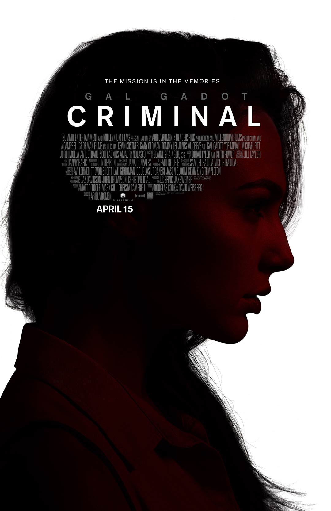 Criminal Poster #2