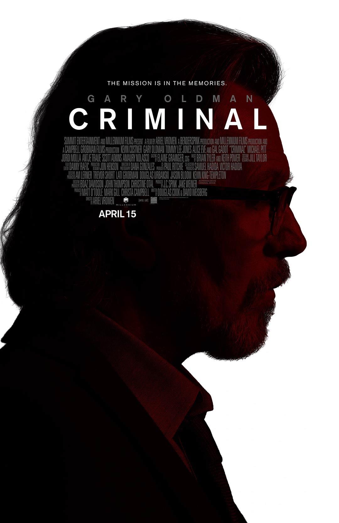 Criminal Poster #3