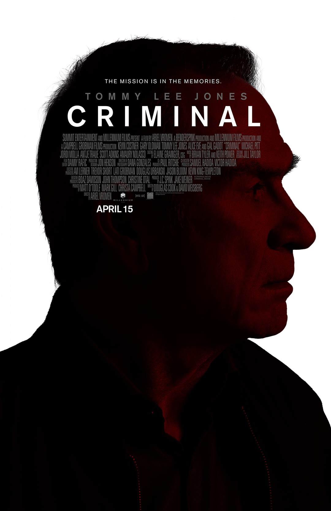 Criminal Poster #4