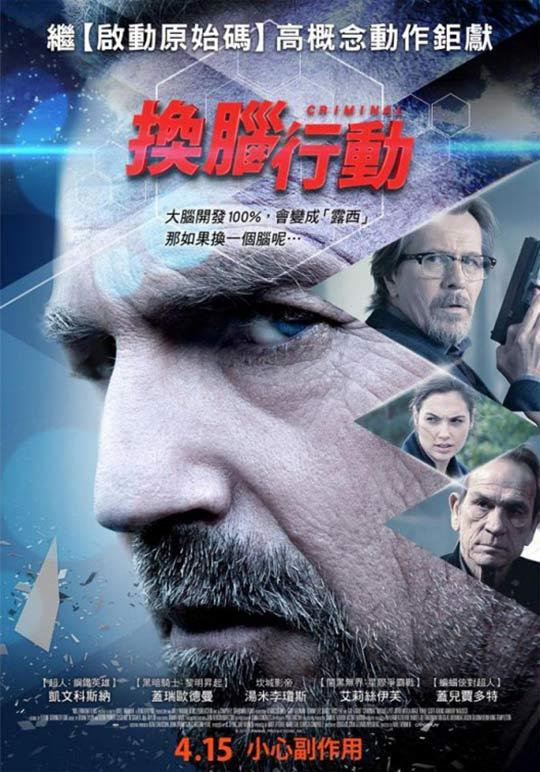 Criminal Poster #5