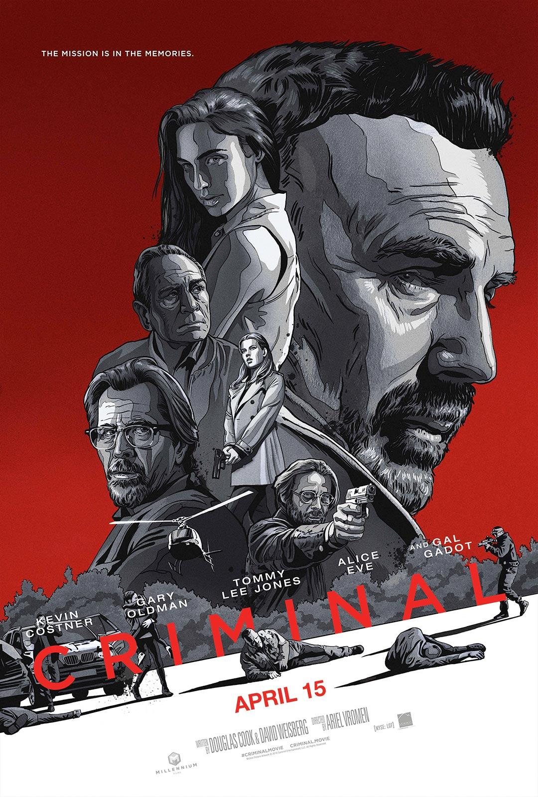 Criminal Poster #7