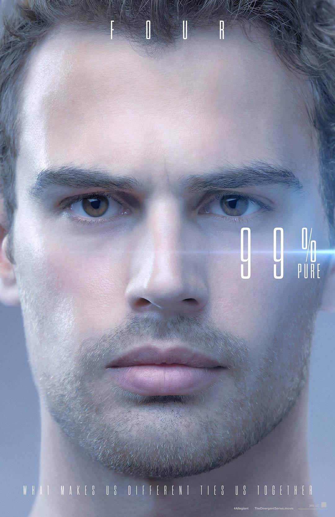 The Divergent Series: Allegiant Poster #10