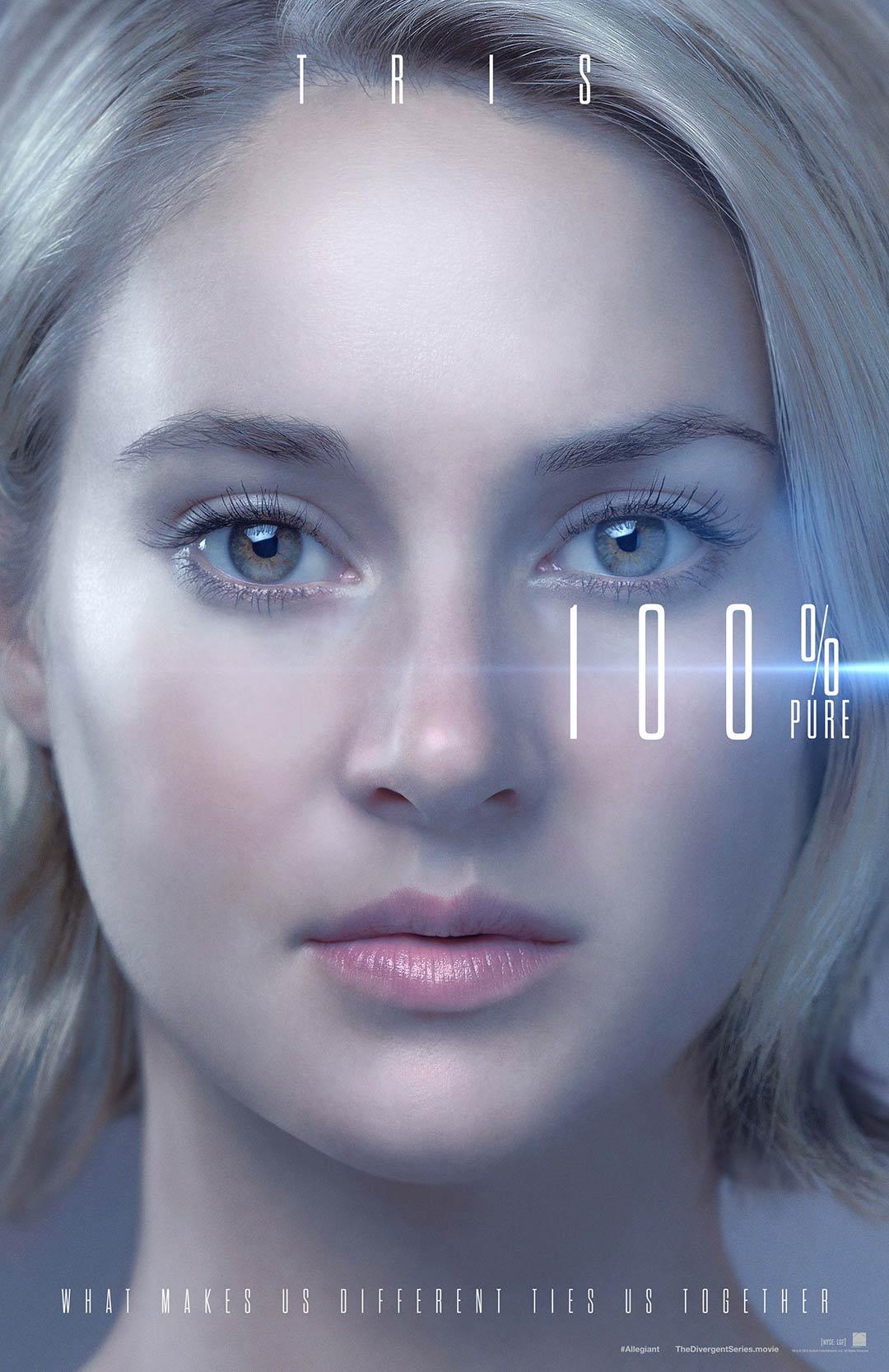 The Divergent Series: Allegiant Poster #11
