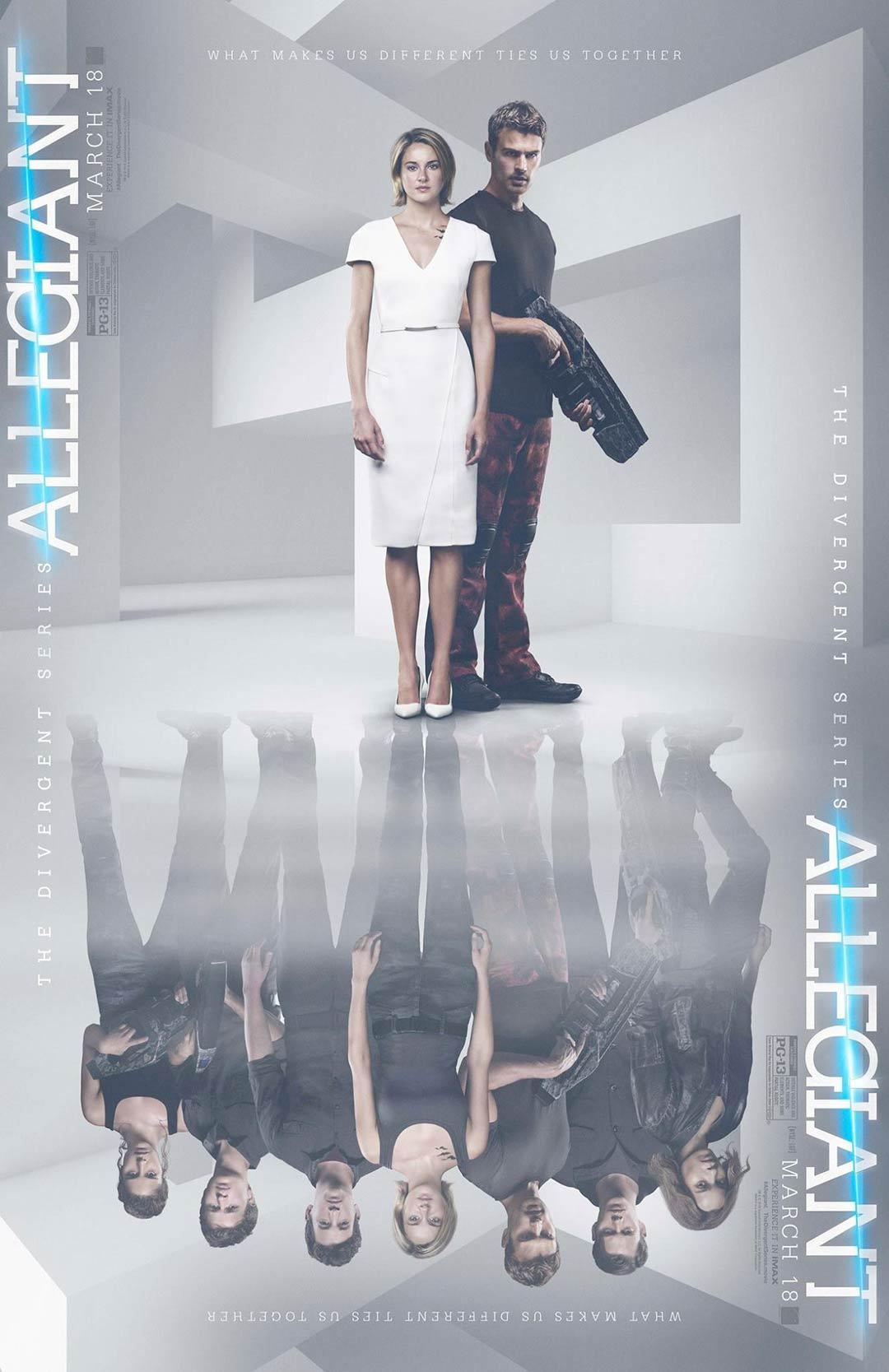 The Divergent Series: Allegiant Poster #12