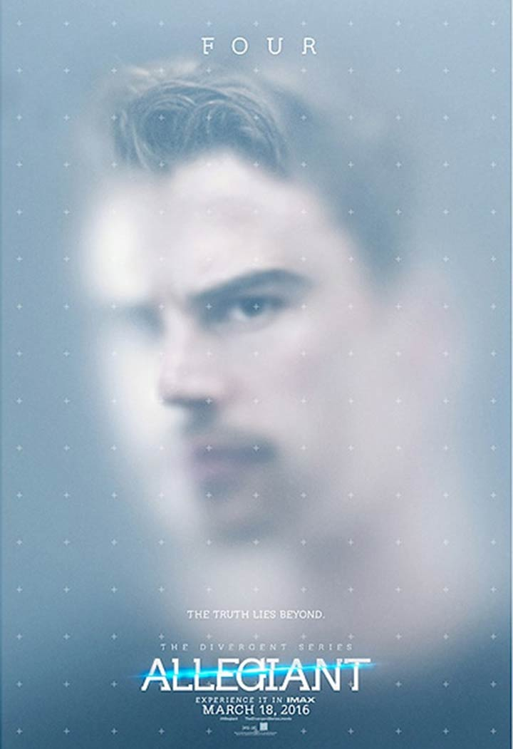 The Divergent Series: Allegiant Poster #2