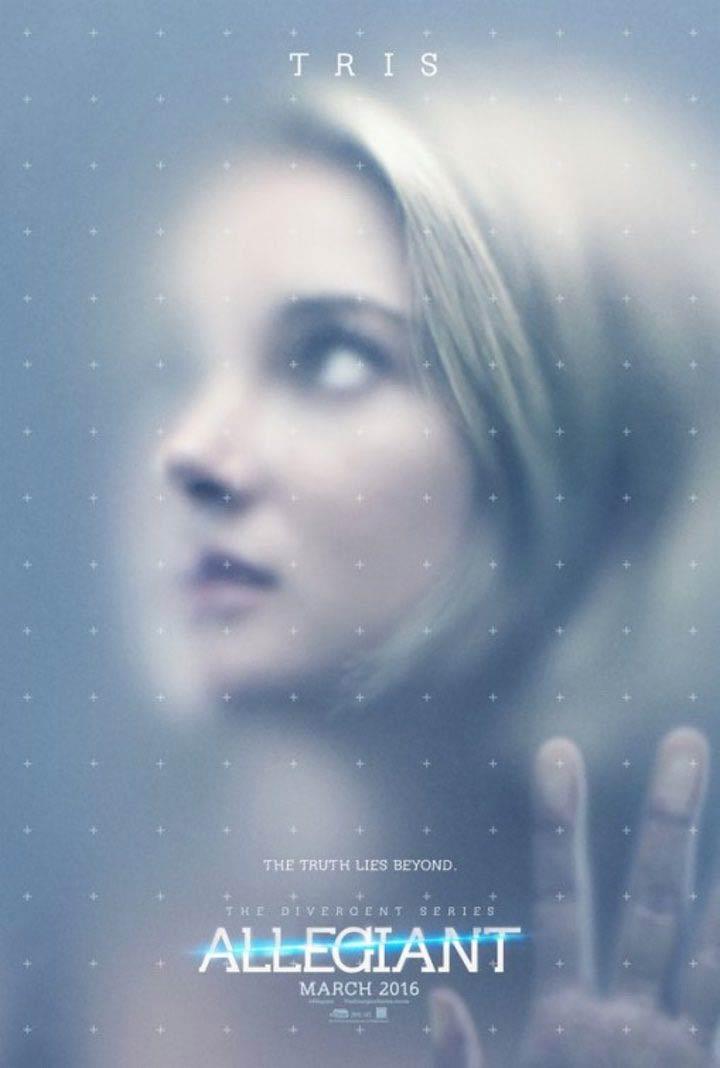 The Divergent Series: Allegiant Poster #3