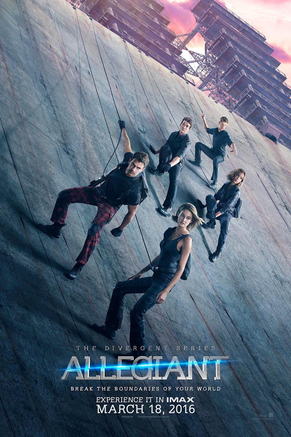 The Divergent Series: Allegiant Poster #4