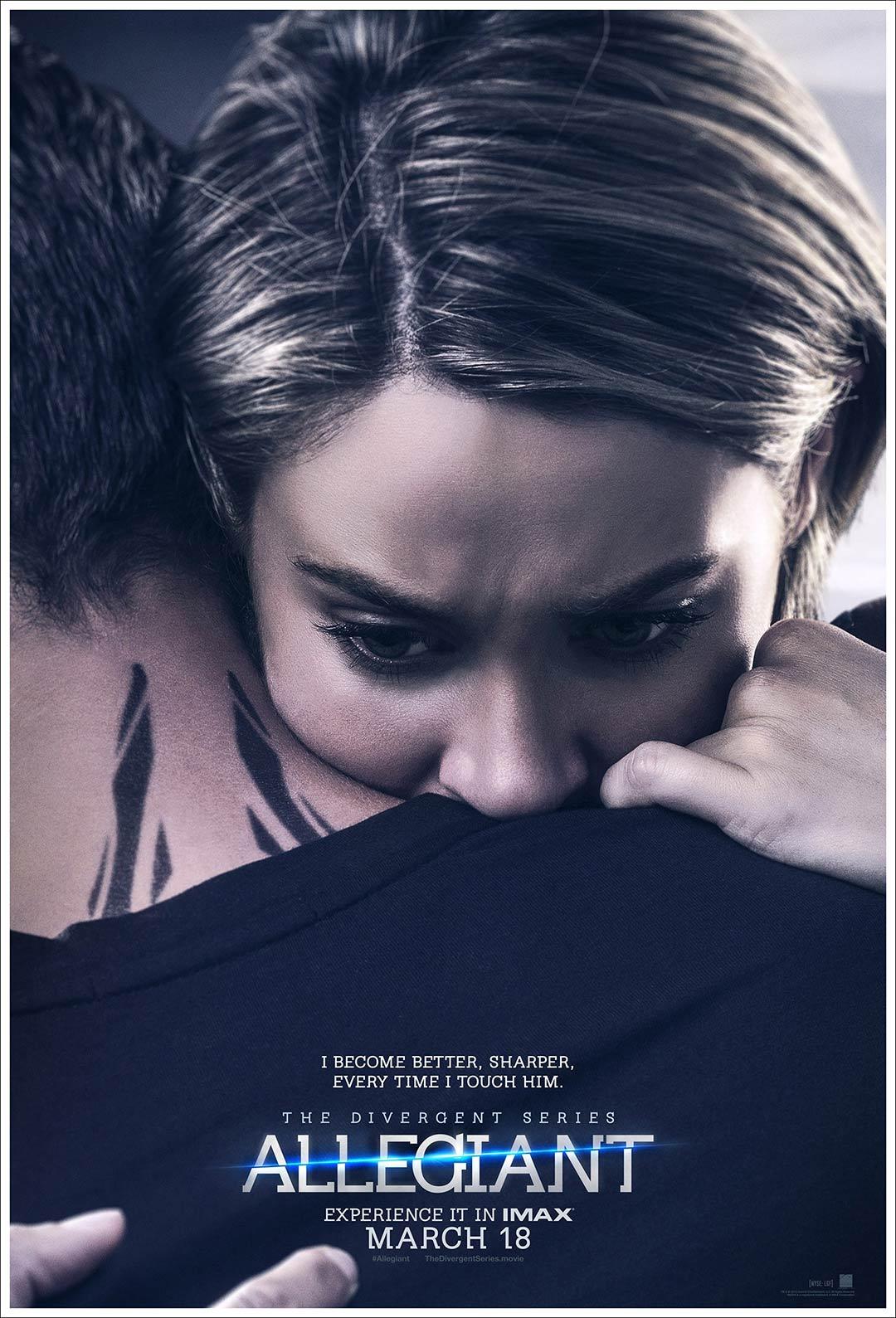 The Divergent Series: Allegiant Poster #5
