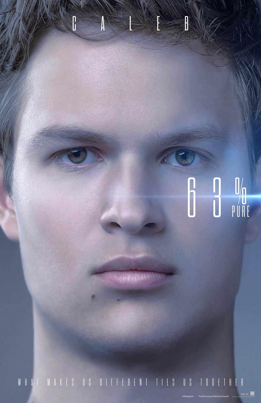 The Divergent Series: Allegiant Poster #7