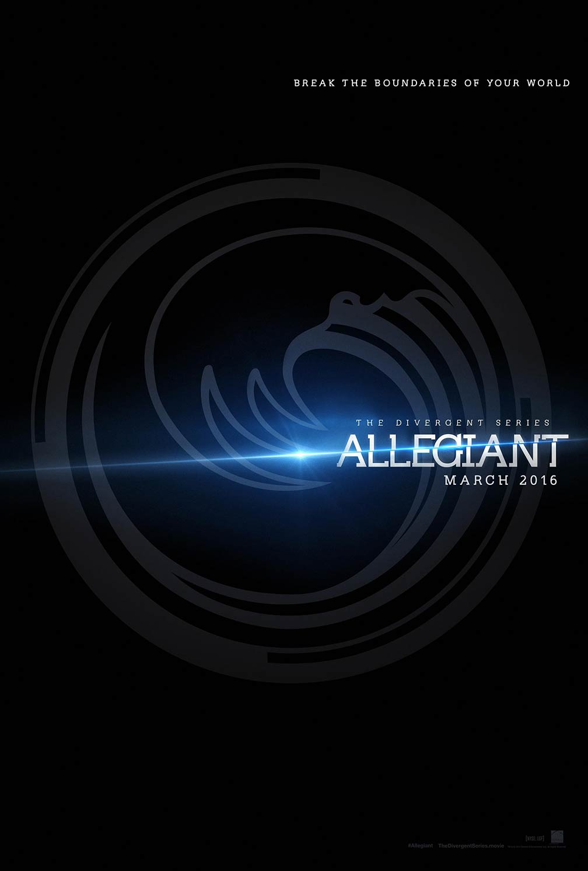 The Divergent Series: Allegiant Poster #1