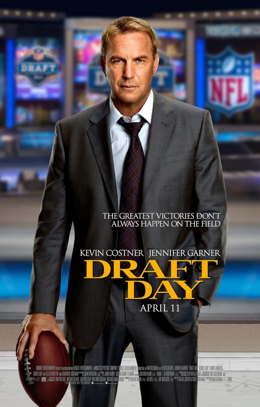 Draft Day Poster #1