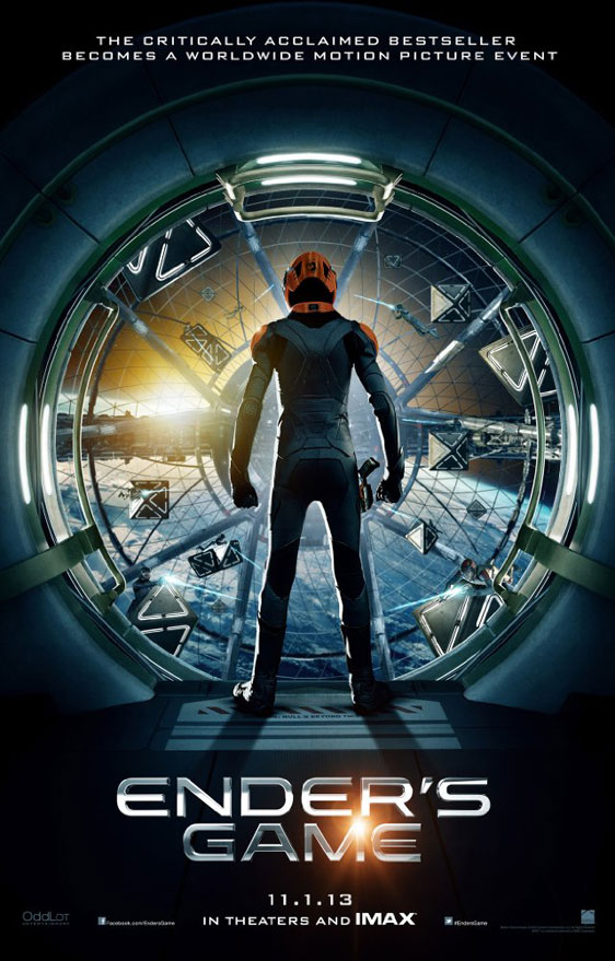 Ender's Game Poster #1
