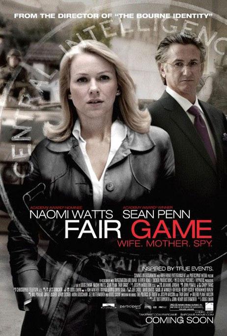Fair Game Poster #2