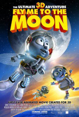 Fly Me to the Moon Poster #1