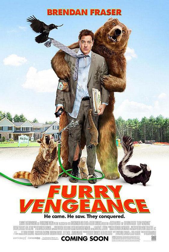 Furry Vengeance Poster #1