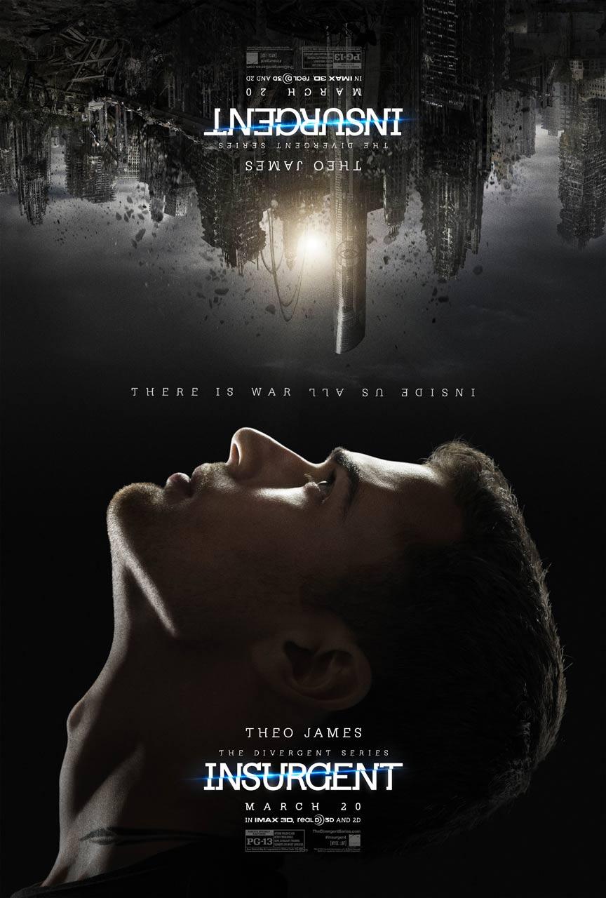 The Divergent Series: Insurgent Poster #12