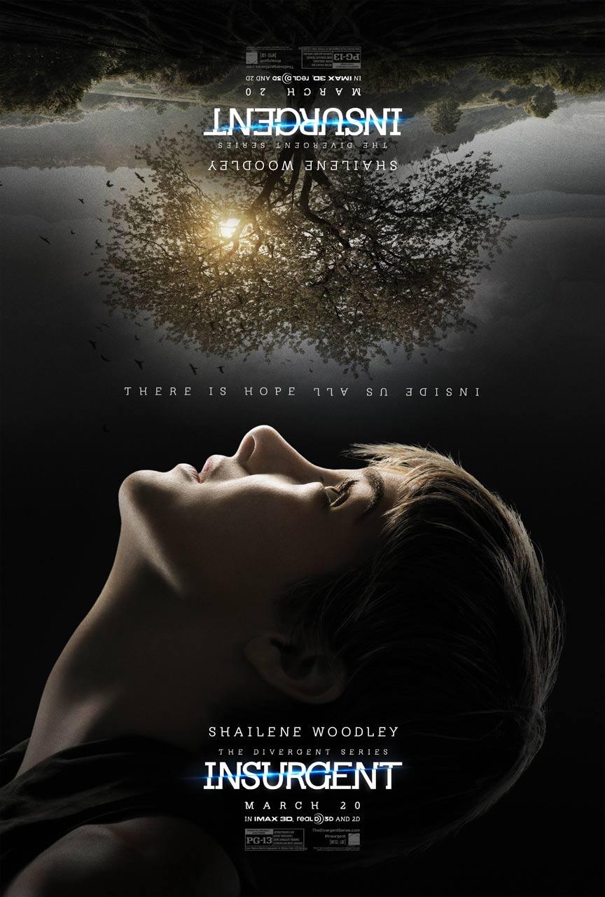 The Divergent Series: Insurgent Poster #13