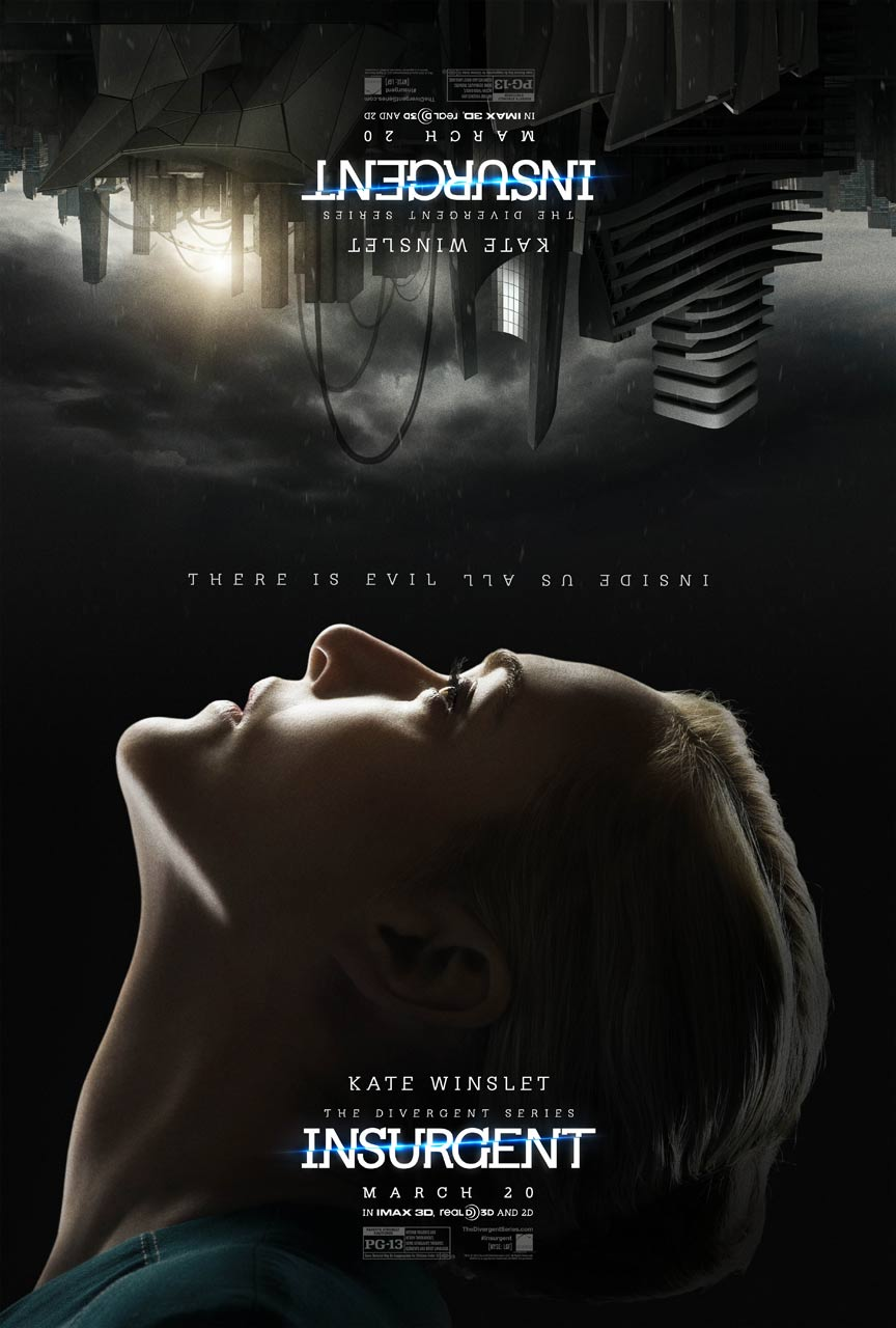 The Divergent Series: Insurgent Poster #14