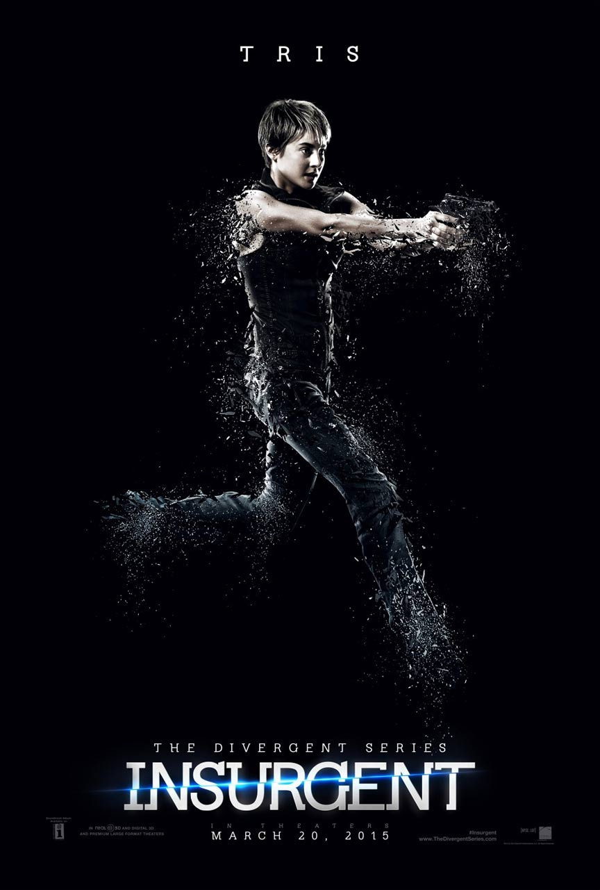 The Divergent Series: Insurgent Poster #2