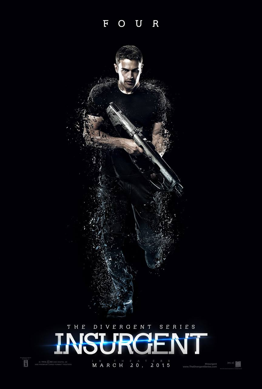 The Divergent Series: Insurgent Poster #4