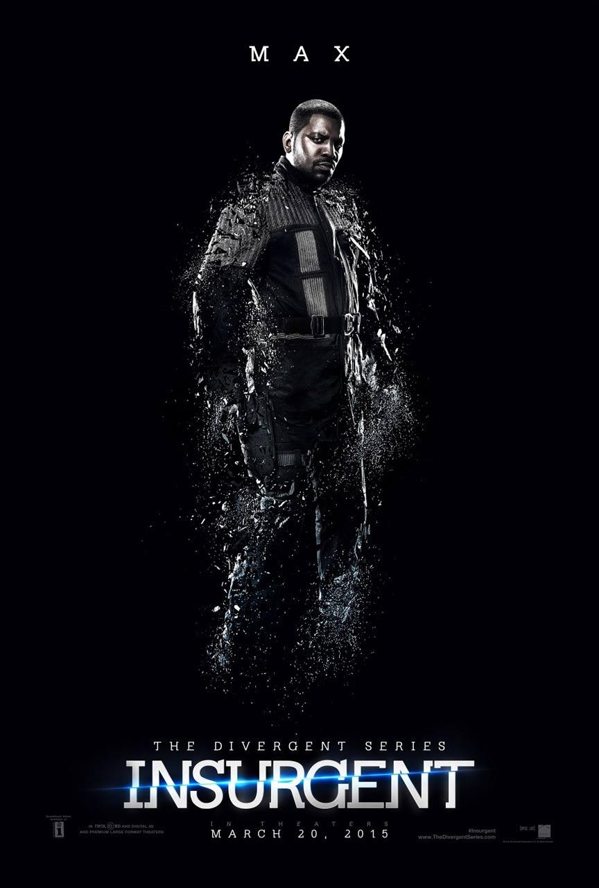 The Divergent Series: Insurgent Poster #6
