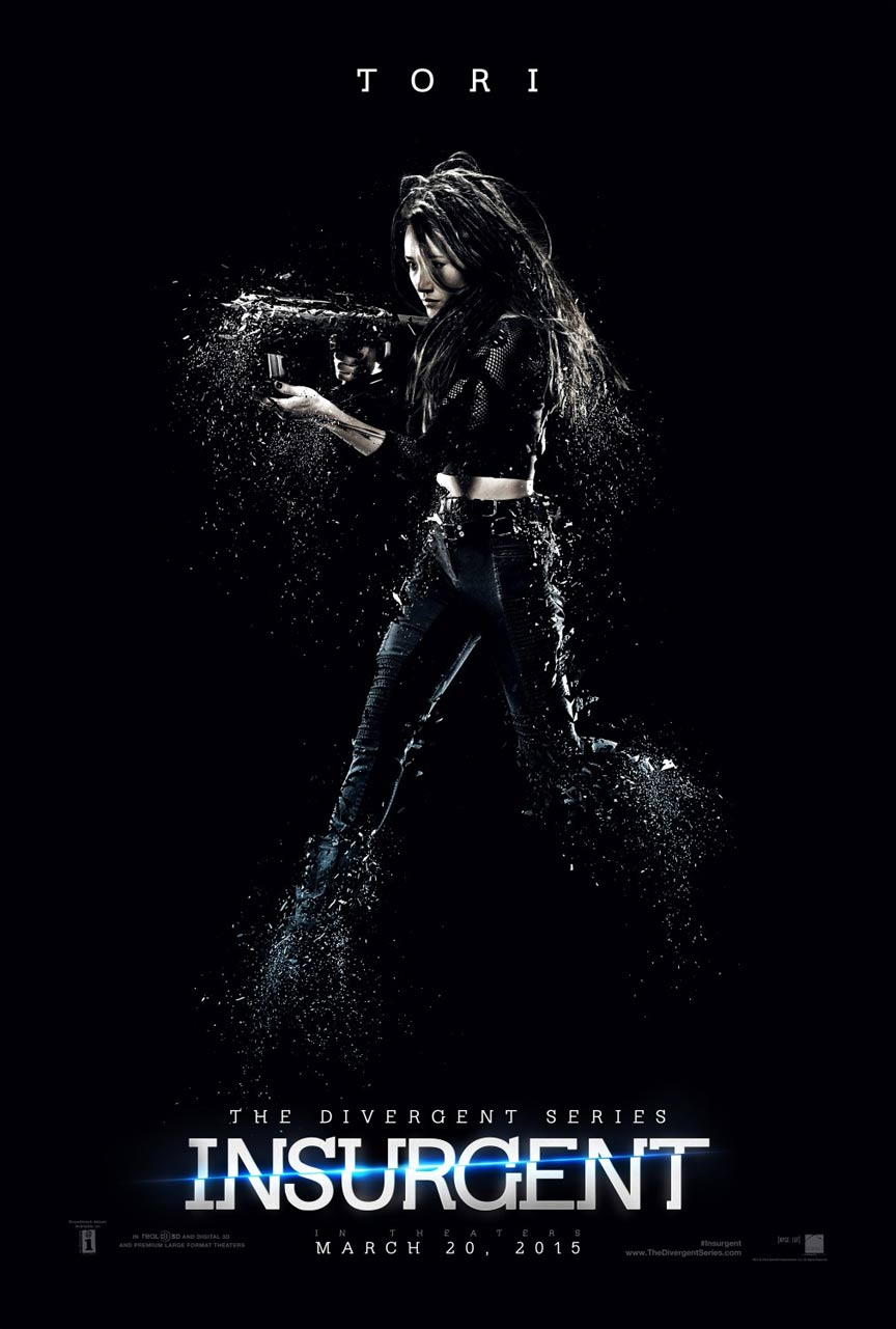 The Divergent Series: Insurgent Poster #7