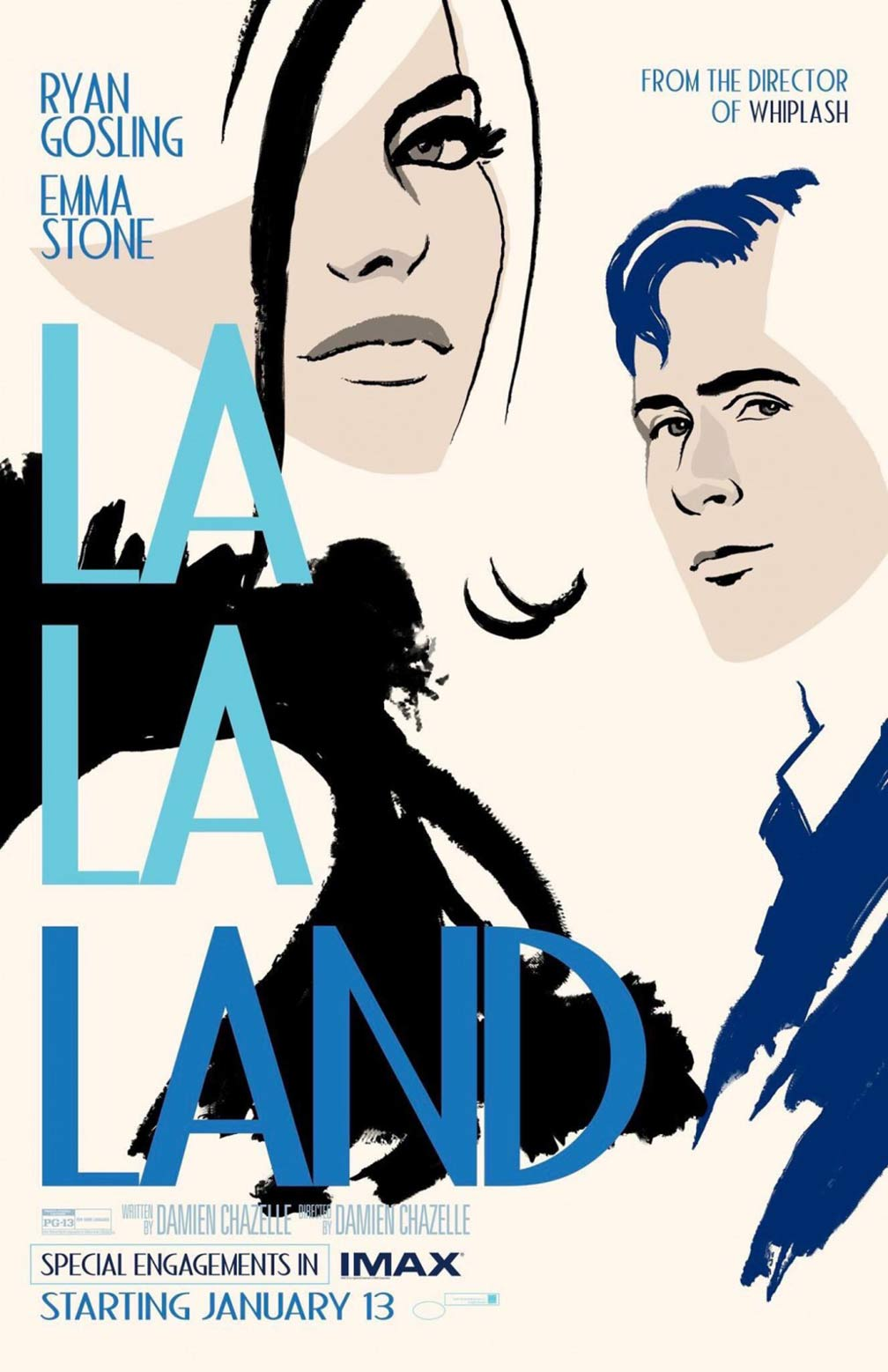 La La Land Poster #10