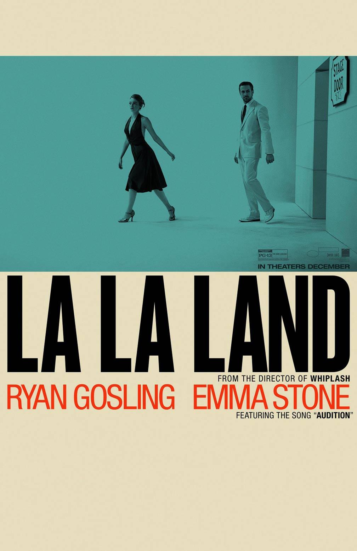 La La Land Poster #2