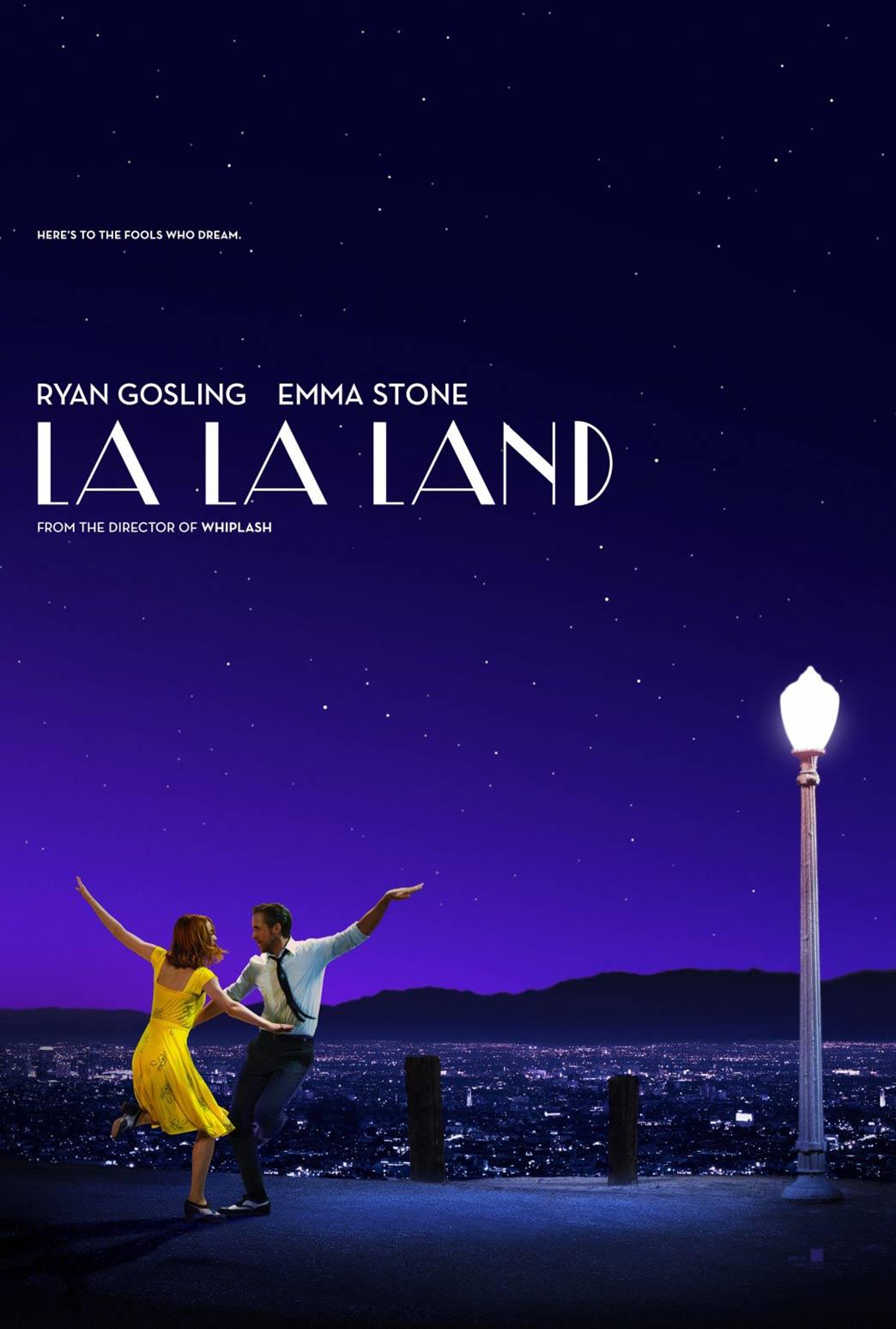 La La Land Poster #3