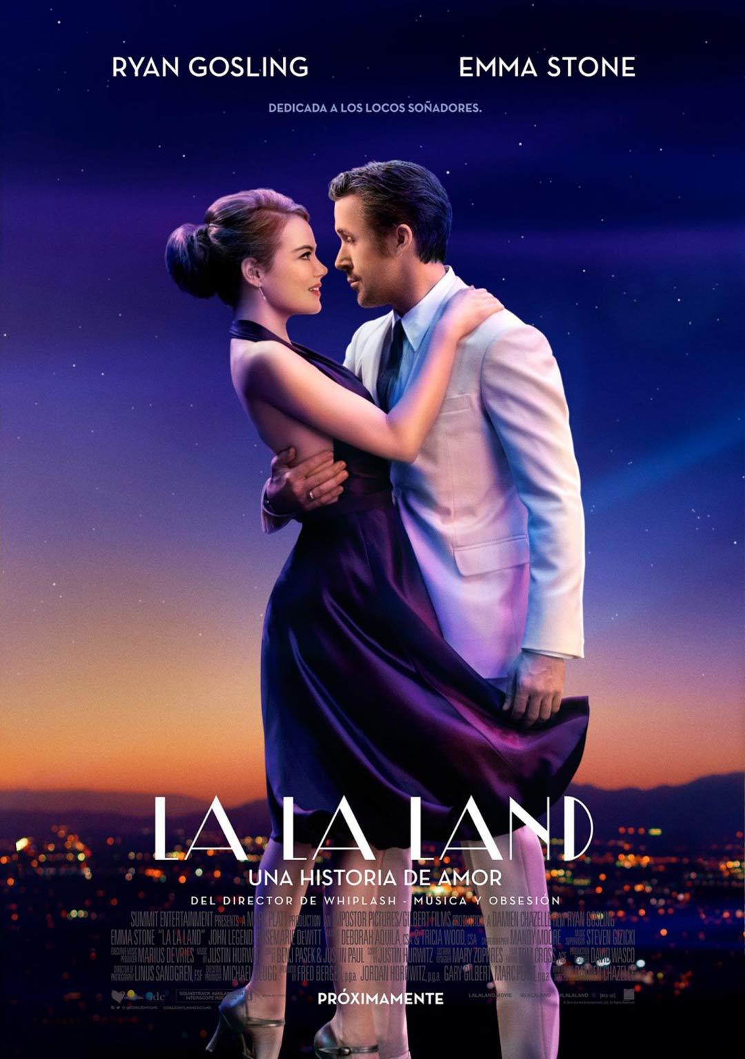 Image result for la la land poster