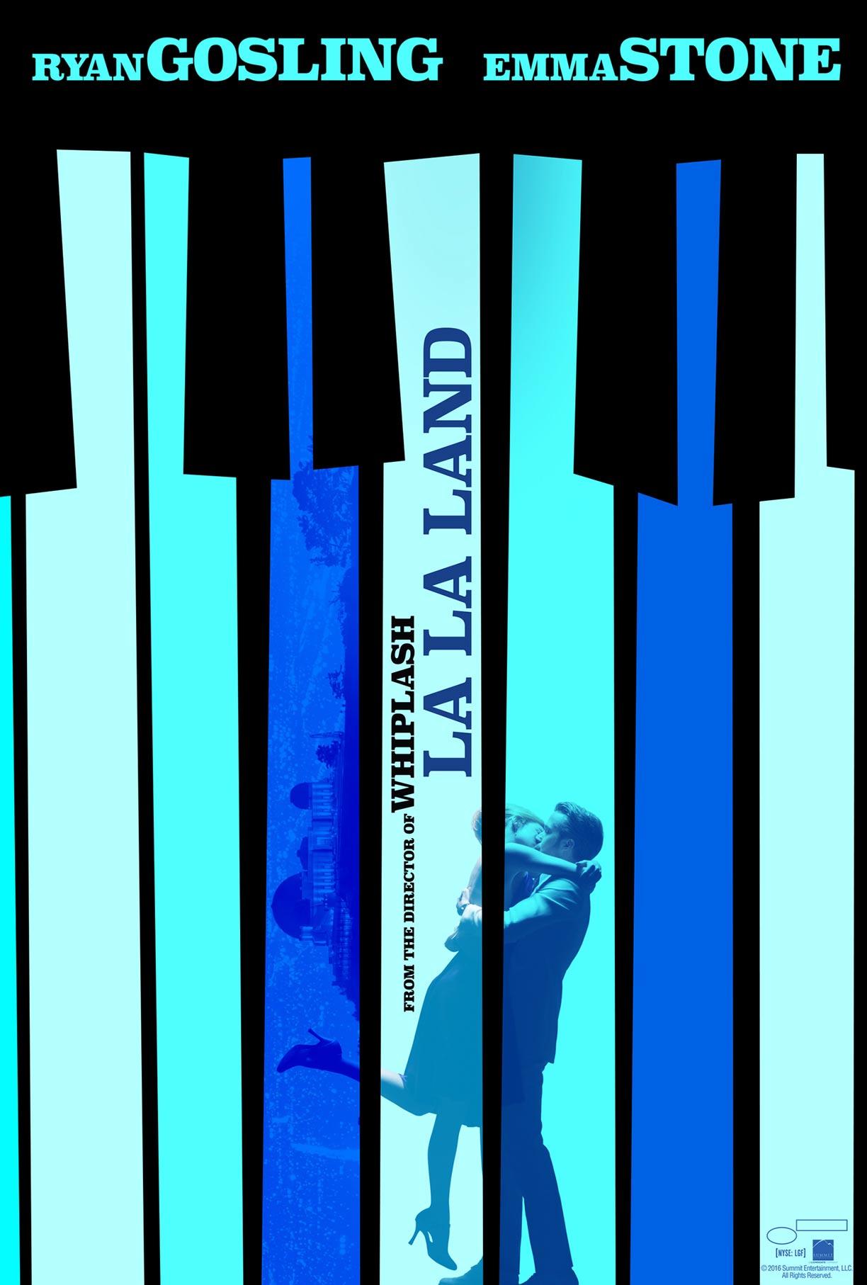 La La Land Poster #1