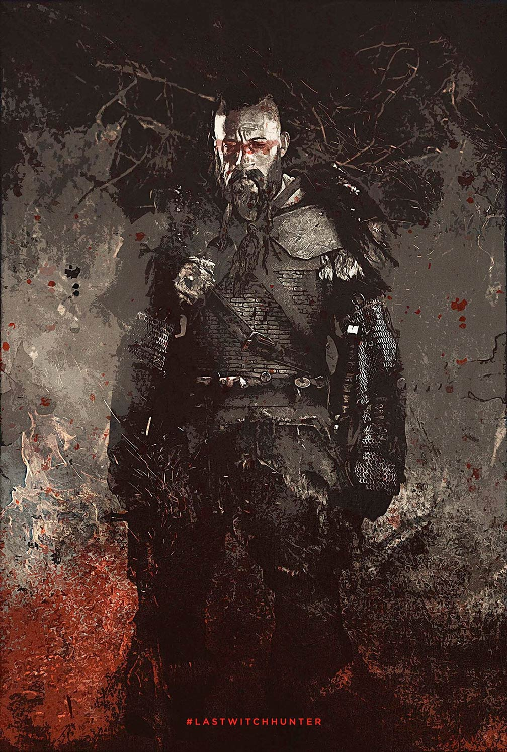 The Last Witch Hunter Poster #5