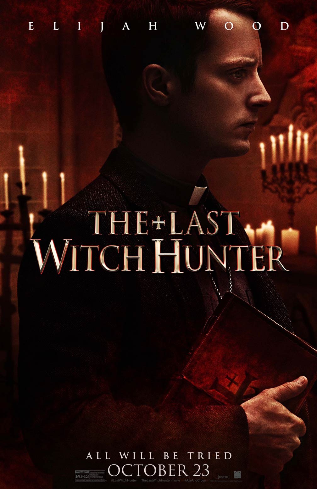 The Last Witch Hunter Poster #6