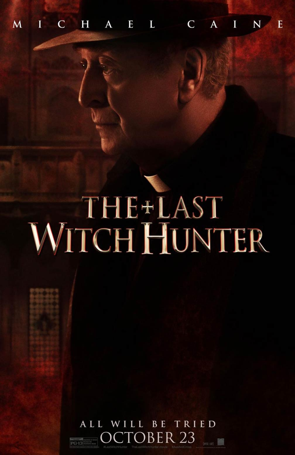 The Last Witch Hunter Poster #8