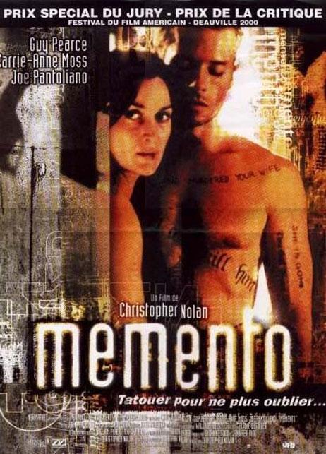 Memento Poster #2