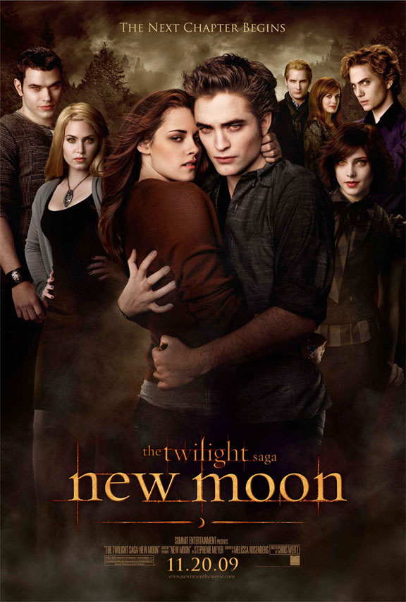 The Twilight Saga: New Moon Poster #15