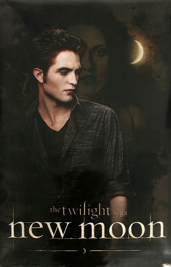 The Twilight Saga: New Moon Poster #21