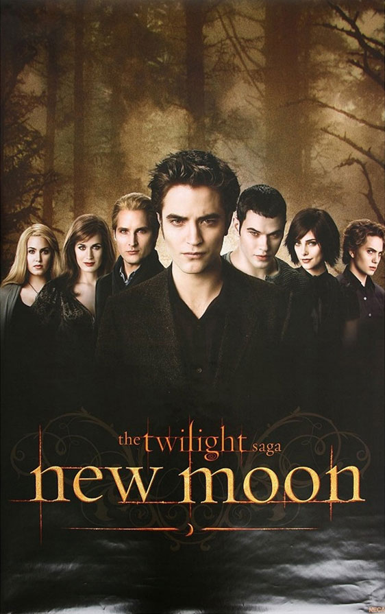 The Twilight Saga: New Moon Poster #22