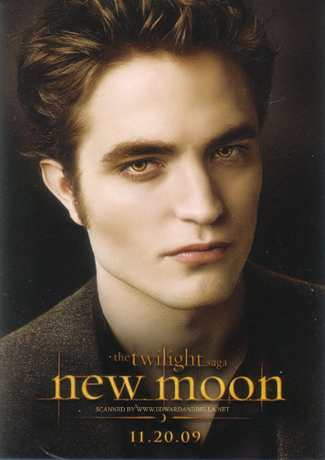 The Twilight Saga: New Moon Poster #4