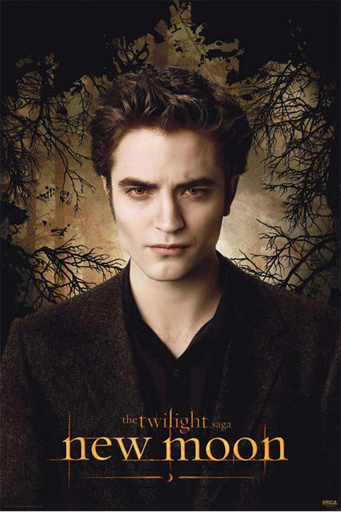 The Twilight Saga: New Moon Poster #9
