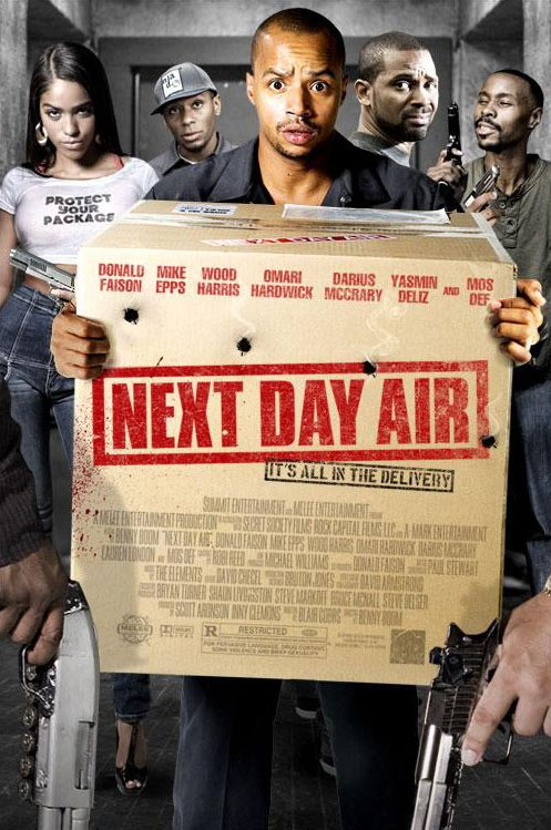 Next Day Air Poster #1