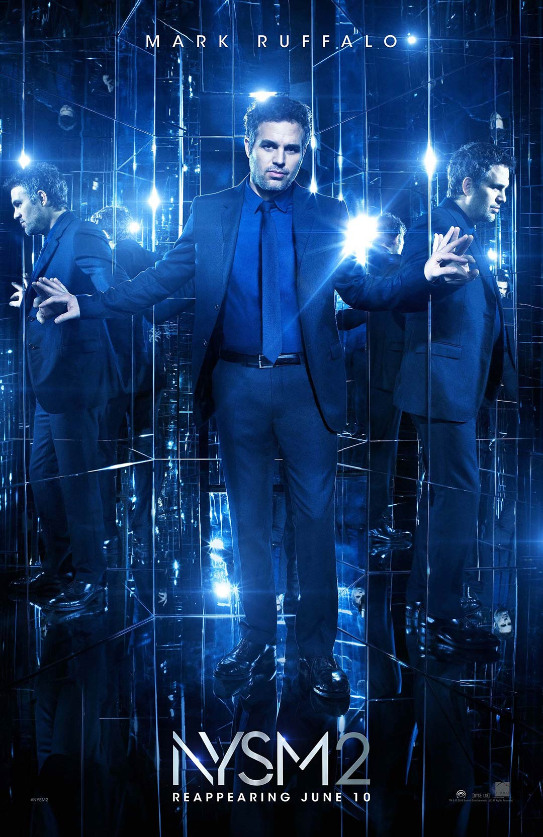 Picture Me Sweet: Now You See Me 2 (2016) Poster #1