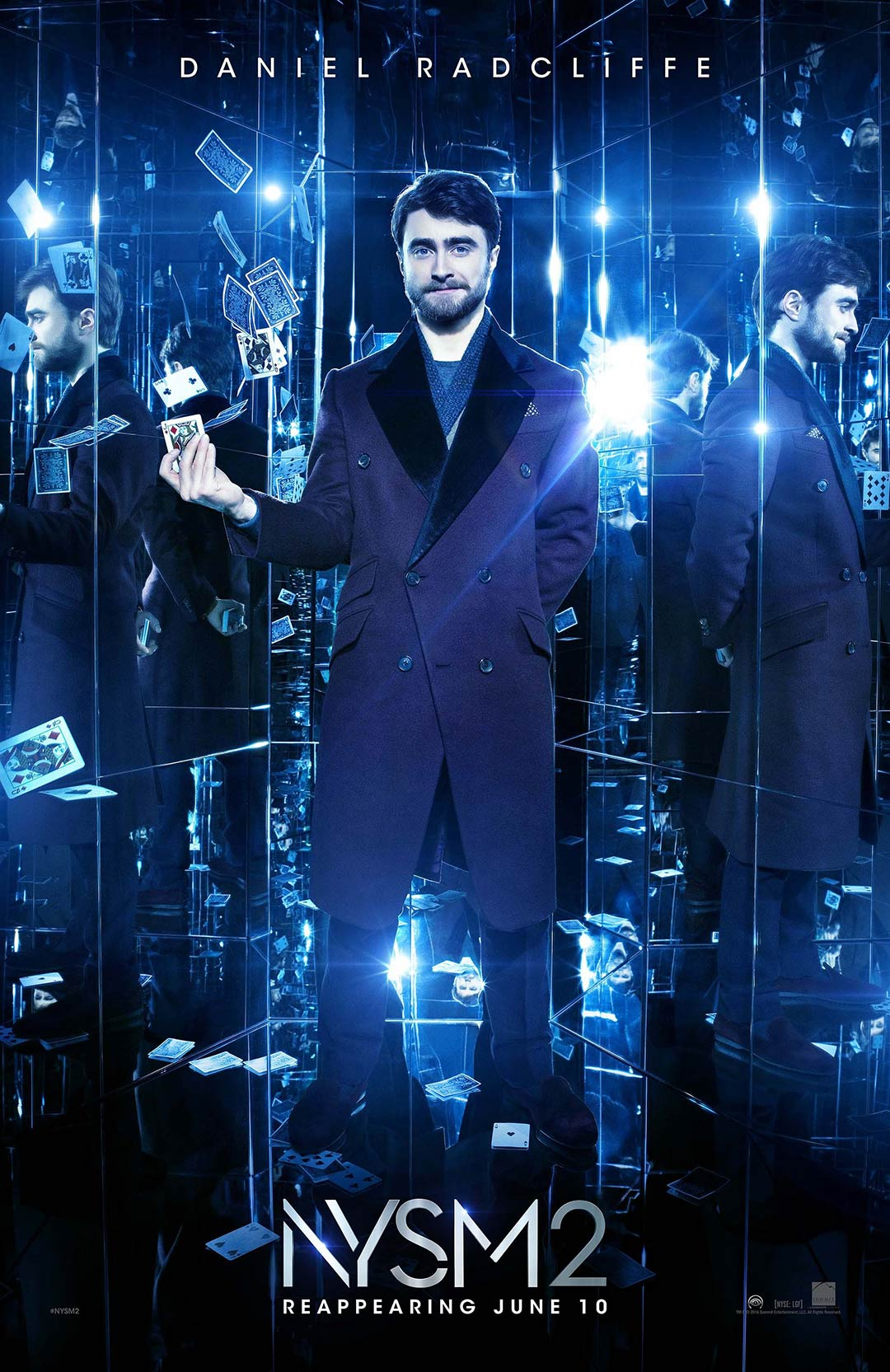 Now You See Me 2 Poster #4