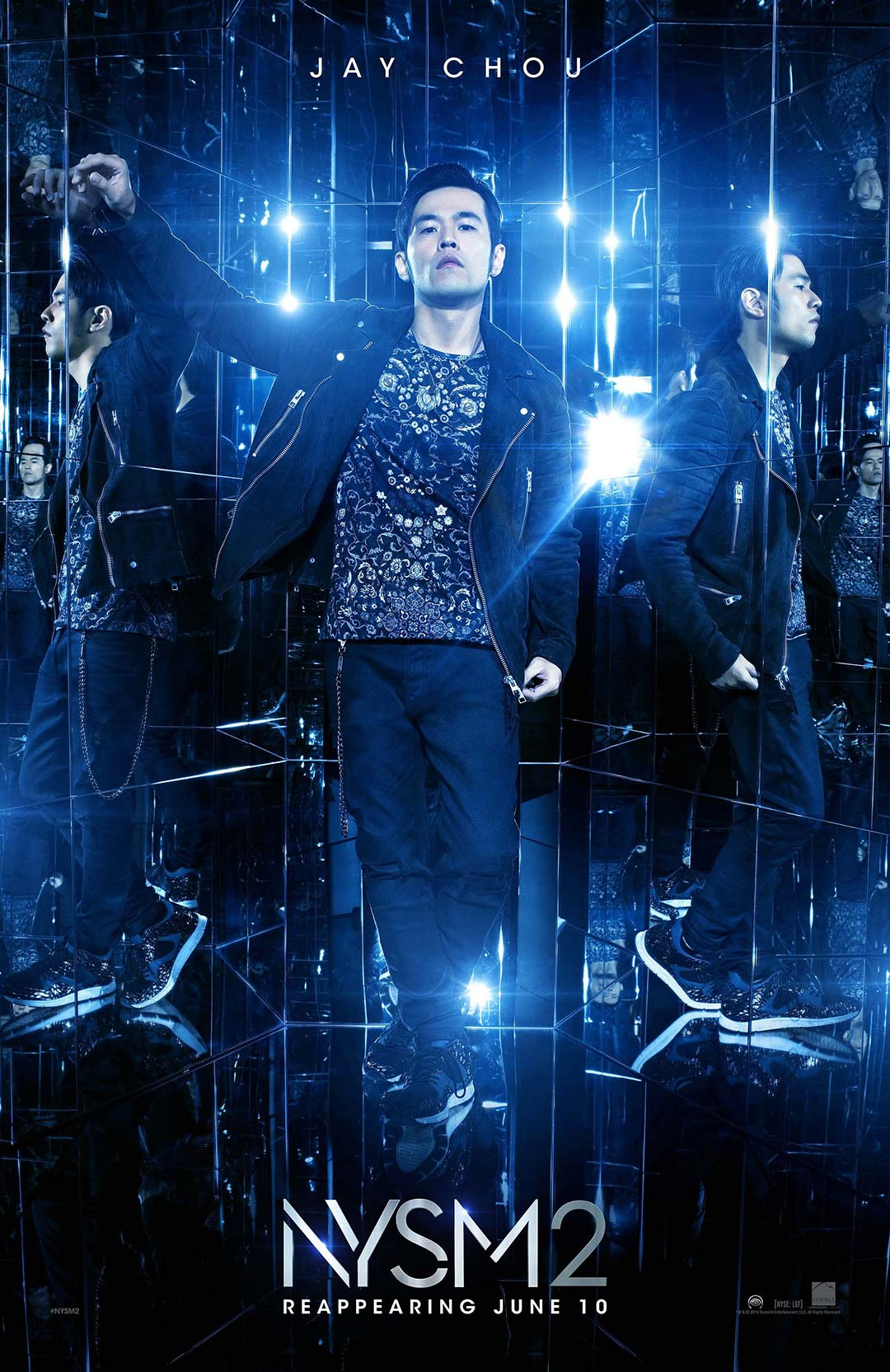 Now You See Me 2 2016 Poster 9 Trailer Addict
