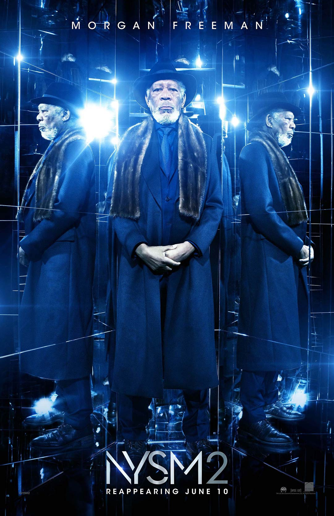Now You See Me 2 Poster #1