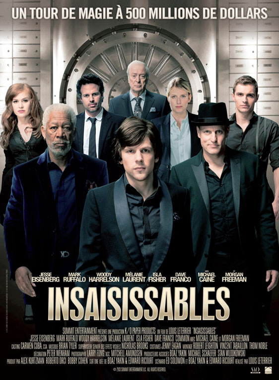 Now You See Me Poster #4