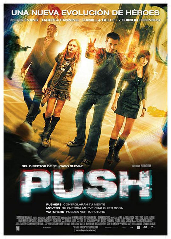 Push Poster #6